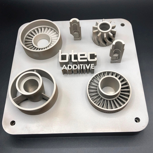 Btec Additive Manufacturing