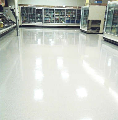 SOM Floor Cleaning