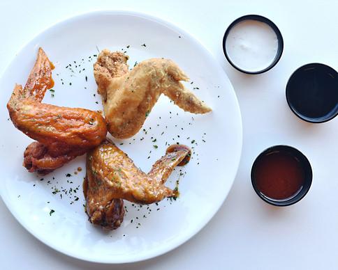 Gourmet Soul Restaurant Wings