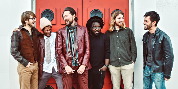 JD Hughes & The Fuze band editorial