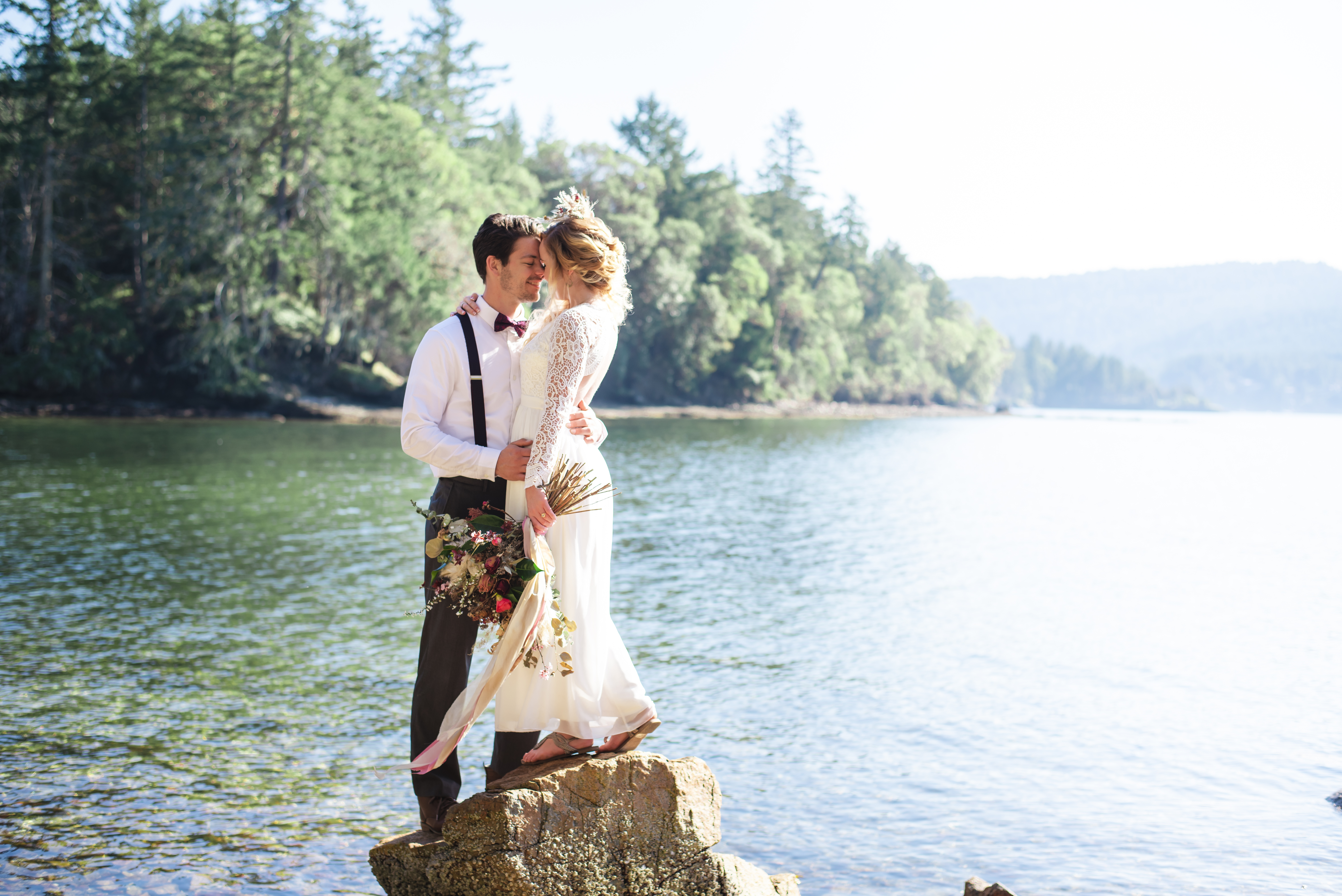 elopement Victoria BC