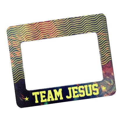 Team Jesus Magnetic Frame