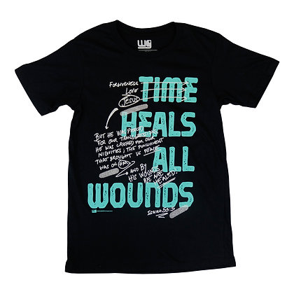 Time Heals All Wounds Truth Series