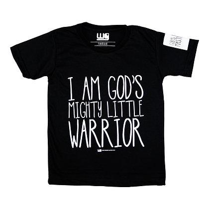 Little Warrior Black Kids