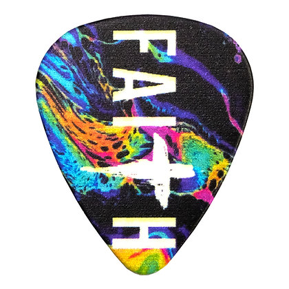 Faith Guitar Pick