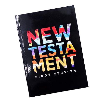Bible Pinoy Version Black