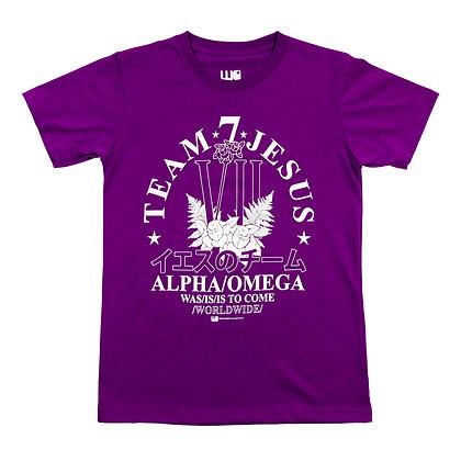 Team Jesus Alpha Omega 2021