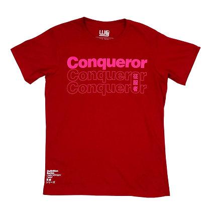 Conqueror Definition Series