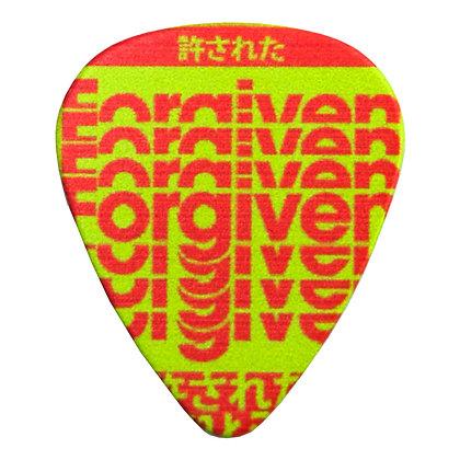 Forgiven Guitar Pick