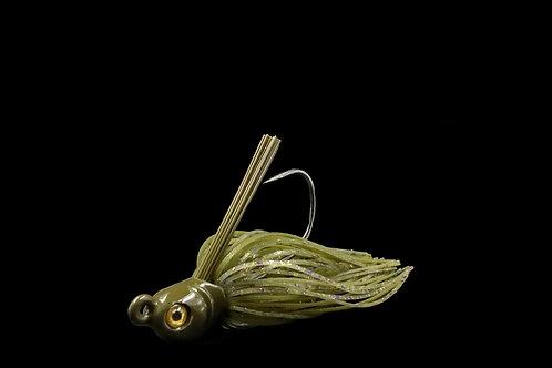 MCB Swim Jig- Golden Gill
