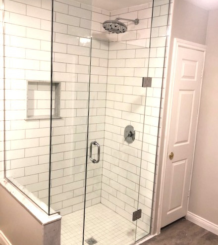 Barrier Free Bathroom Renovation, Hamilton