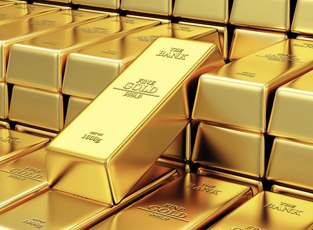 Золото близко к максимуму