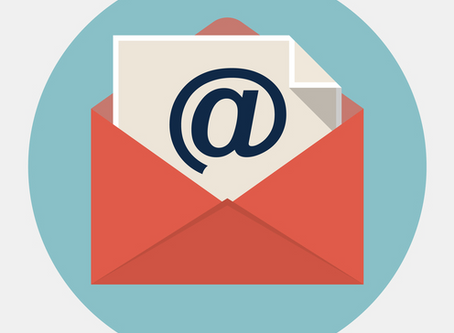 Начните с письма