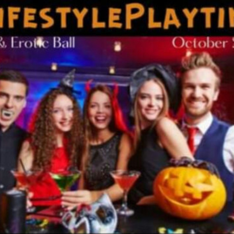 Lifestyle Playtime Meet & Greet (couples & ladies only)
