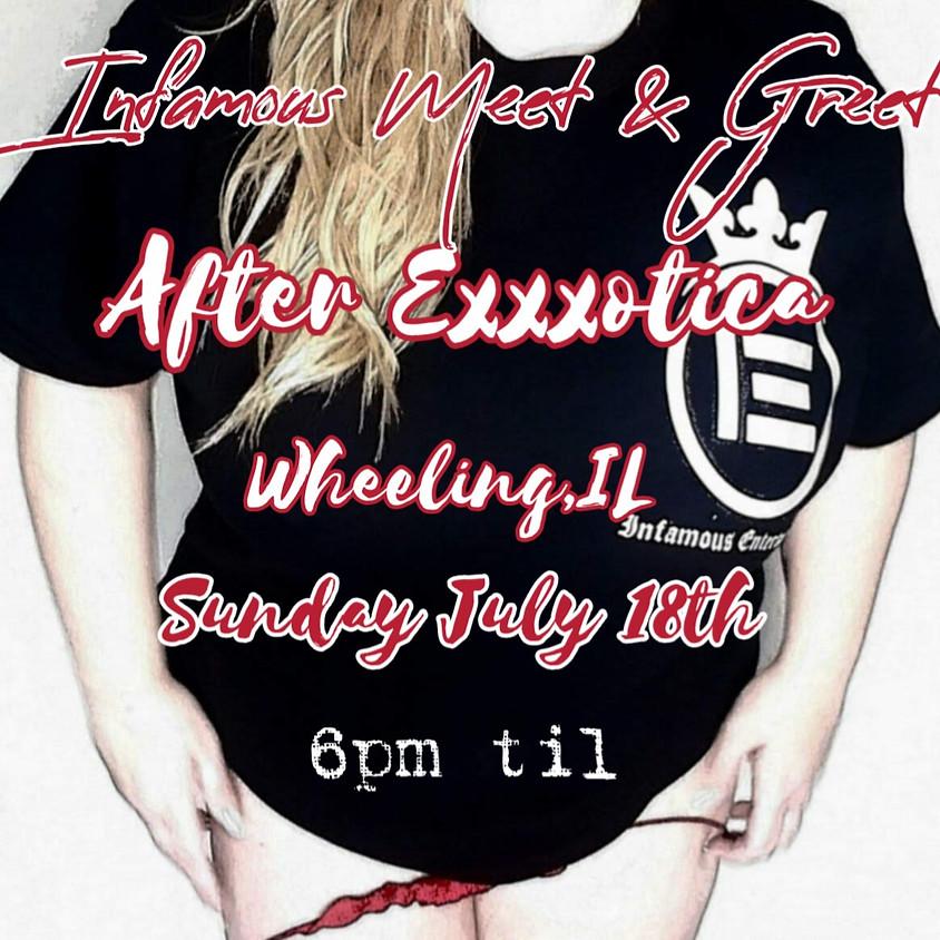 Infamous Entertainment After Exxxotica Meet & Greet