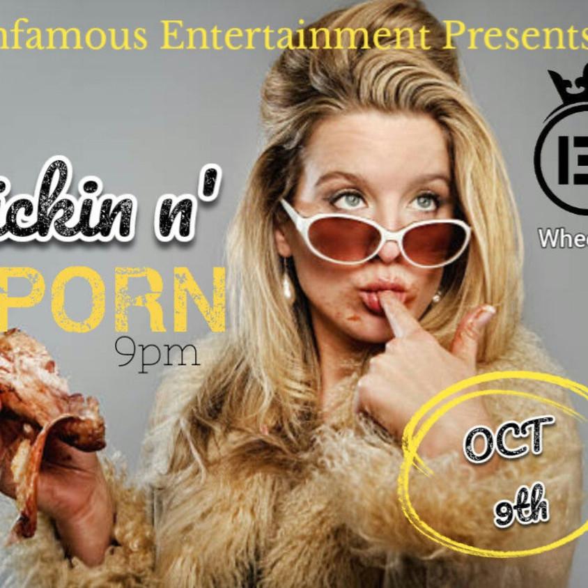 Chickin n' Film Event