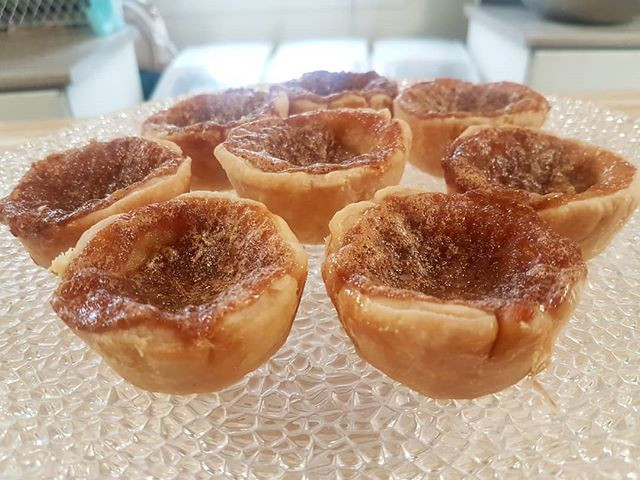 Your _Storm Tarts_ are ready! We're open