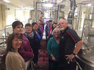 DGBB tours Authentic Seacoast™ Distilling Company