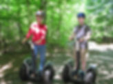Segway tours at Sharp Park are fun for all ages!