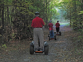 Join us on a Segway tour of Sharp Park today!