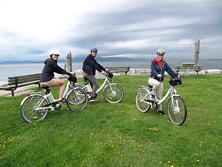 Electric Bikes in Burlington, Vermont