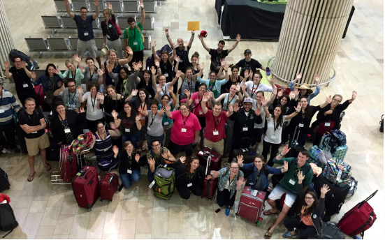 TALMA Fellows Arrive To Israel