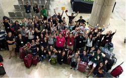 TALMA Fellows Arrive To Israel