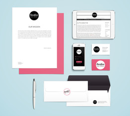 Branding for Sweetface Baby Diaries Blog