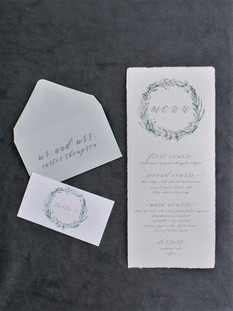 Wedding Day Of Paper