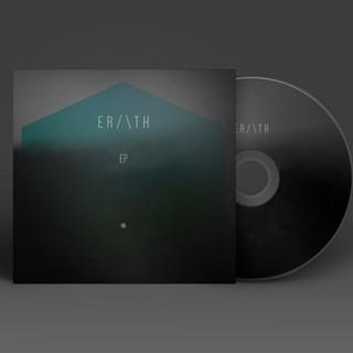 Přebal CD pro kapelu Erath