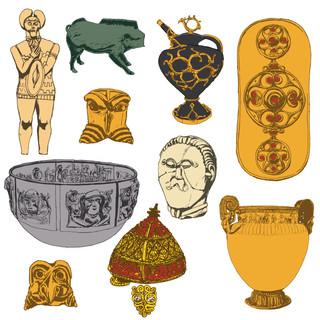 Předměty z doby železné