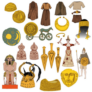 Předměty z doby bronzové