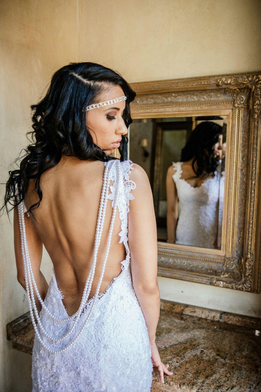Roche's Sevenov Bridal Gown