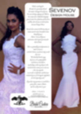 Sevenov Design House - Bridal Couture Pr