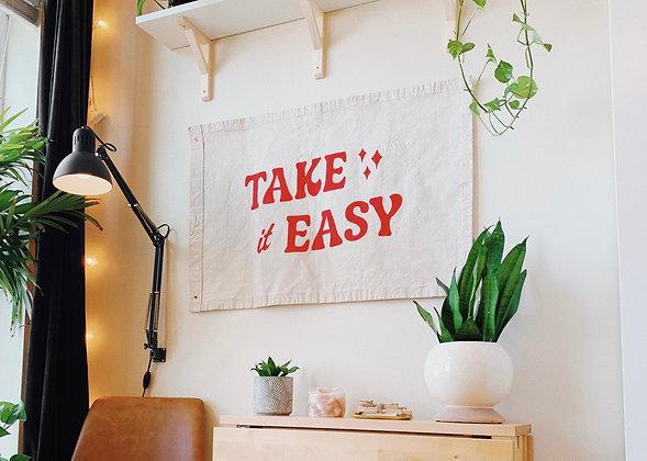 Take It Easy Flag