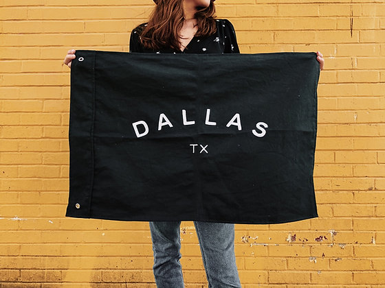 Dallas TX Flag
