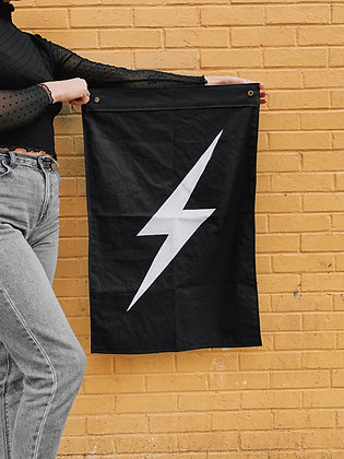 Lightning Bolt Flag