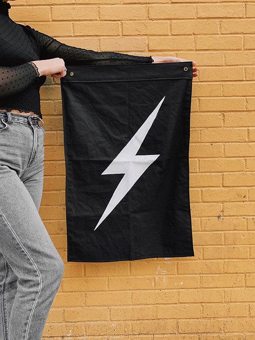 Lightning Bolt Flag