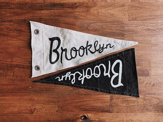 Brooklyn Standard Pennant