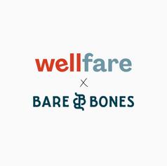 Bare Bones partners with Wellfare