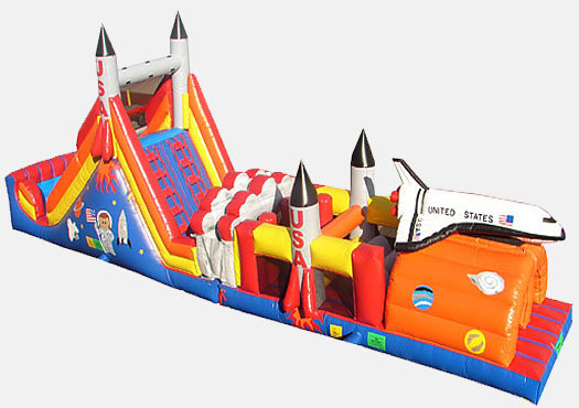 Shuttle Obstacle Course