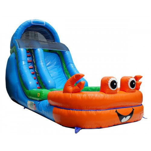 Crab Waterslide