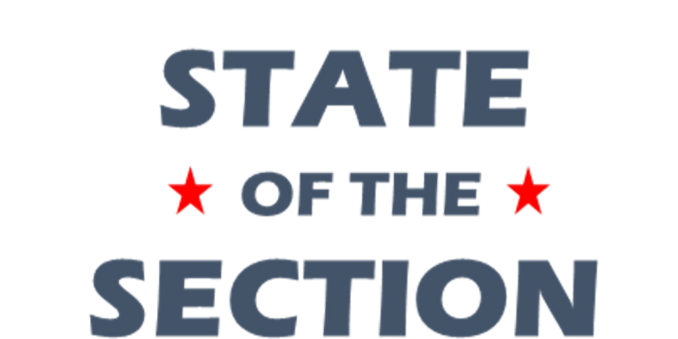 Men's - State of the Section Address