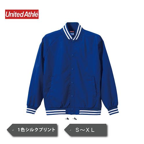 UnitedAthle  ナイロン スタジアム ジャケット(一重) 7054-01