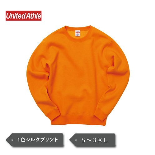 UnitedAthle  10.0オンス T/C クルーネック スウェット 5928-01