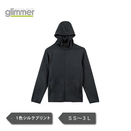 glimmer 7.7オンス ドライスウェットジップパーカー 00342-ASZ