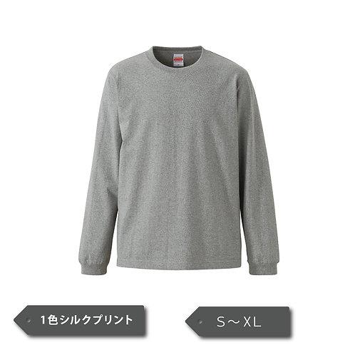 UnitedAthle  オーセンティック スーパーヘヴィーウェイト 7.1オンス ロングスリーブ Tシャツ(1.6インチリブ) 4262-01