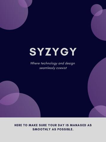 Syzygy - Tech Start-Up Deck