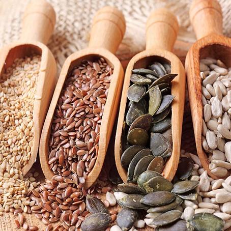 Beneficios de las Semillas ¡Consúmelas!
