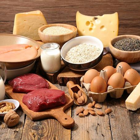 Aprende más sobre las proteínas